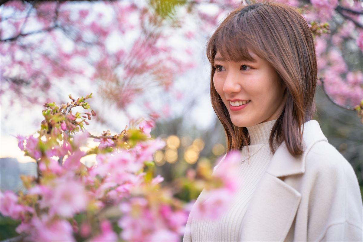 アルサーガ 採用広報 宮崎さん 桜