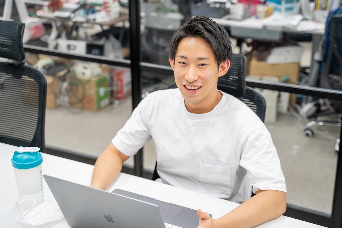 越田さんインタビュー記事 アイキャッチ