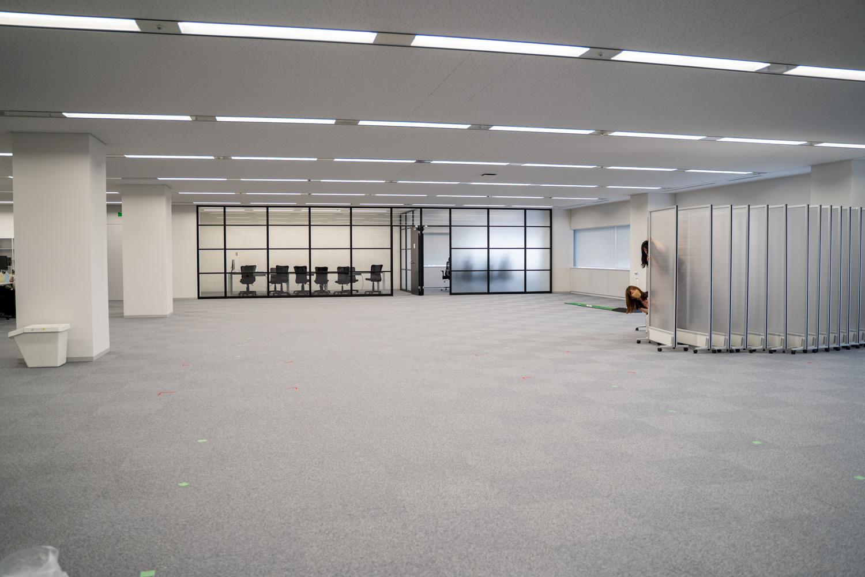 オフィスツアー フリースペース