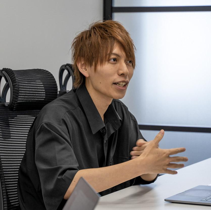アシスタントディレクター 福島さん