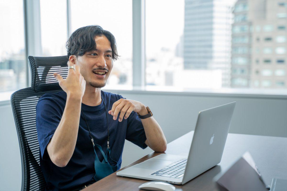 UX/UIデザイナー 田中さん アイキャッチ