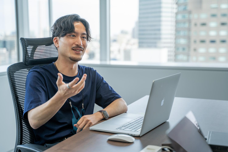 UX/UIデザイナー 田中さん